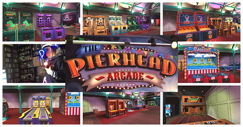 virtual reality classic arcade