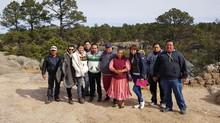 Los Reyes Magos llegaron a la Sierra Tarahumara de Chihuahua