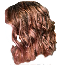 Rose Copper Highlights