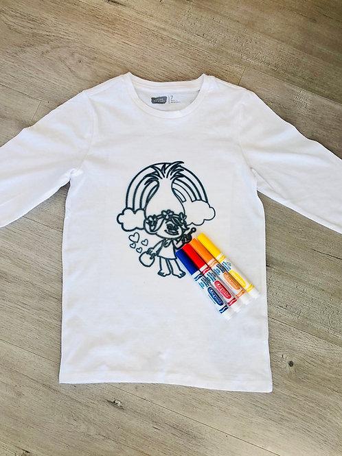 copy of Custom Kids Printed T-shirt