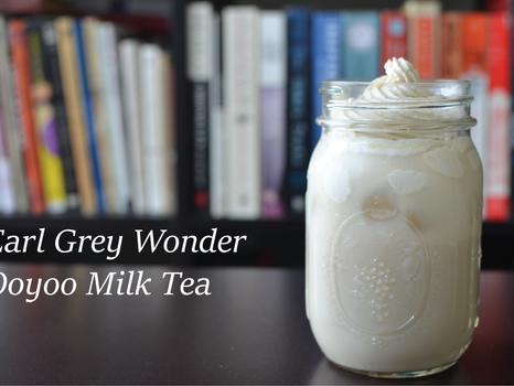 Earl Grey Wonder Ooyoo Milk Tea