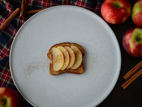 Apple & Cinnamon Bliss Ooyoo Toast