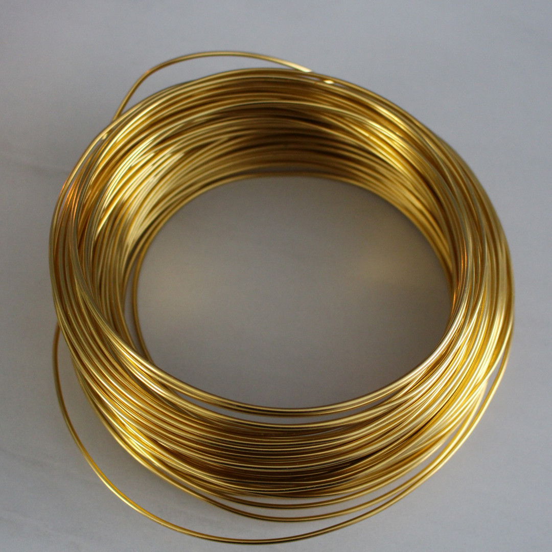 Gold wire Wired Mama