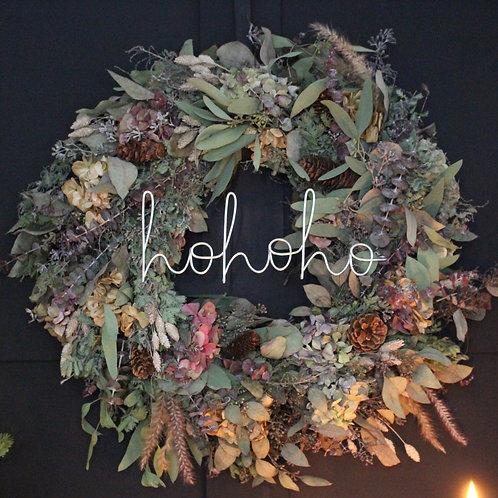 XL Outdoor Wreath Decoration