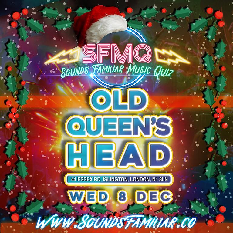 Sounds Familiar London Christmas Party*