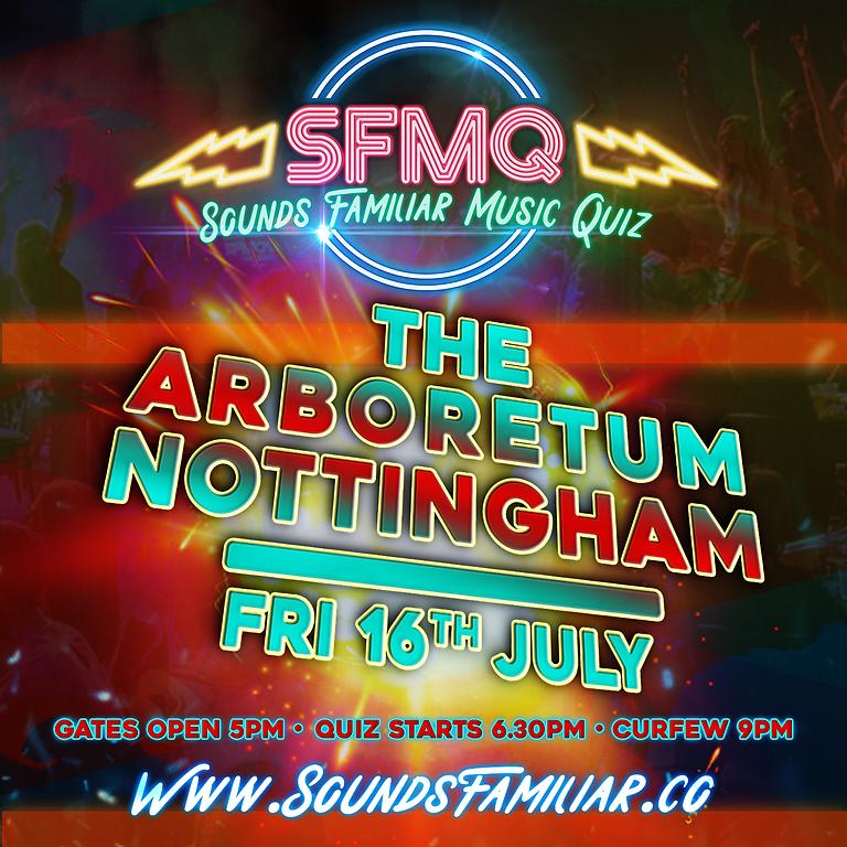 Sounds Familiar Nottingham Festival Edition