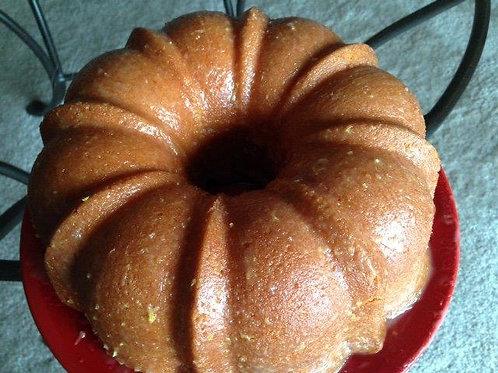 Vanilla Bundt Pound Cake