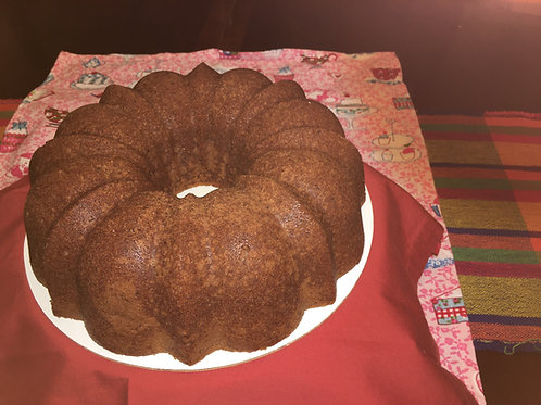 Chocolate Bundt Pound Cake