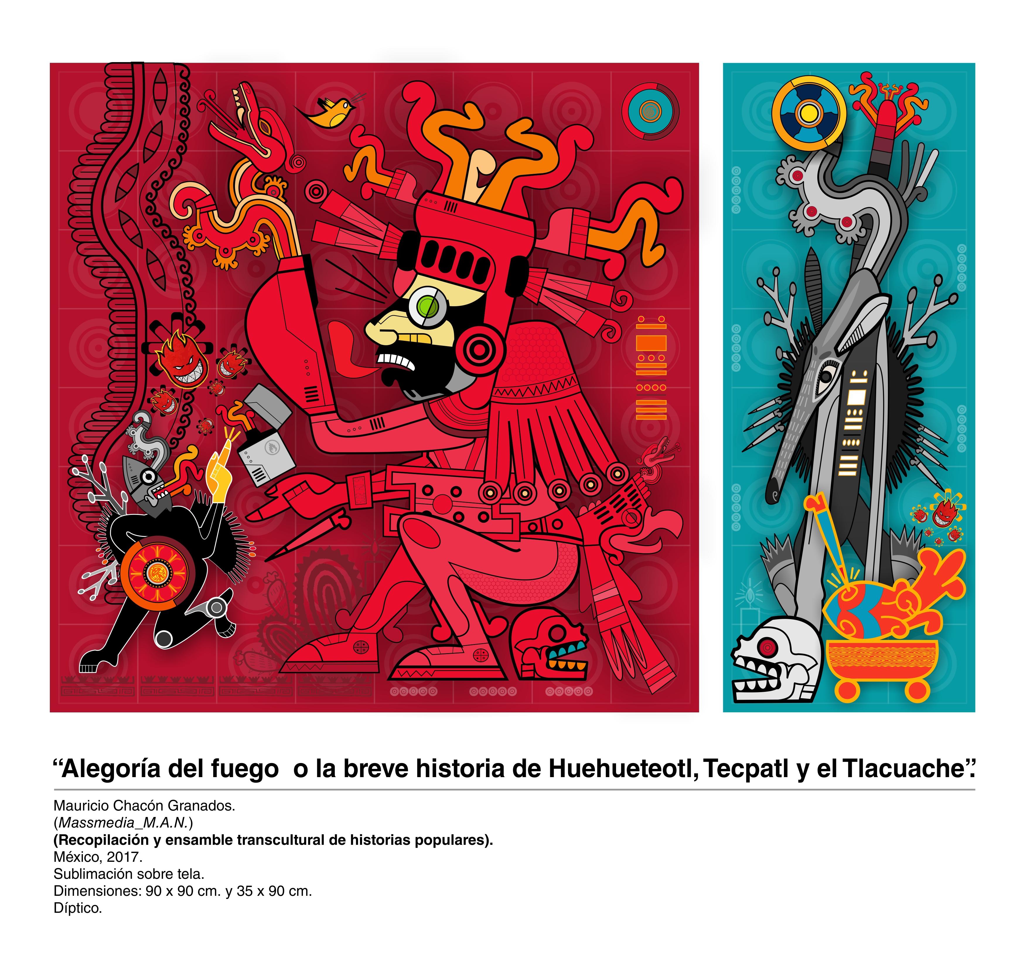 ALEGORÍA DEL FUEGO