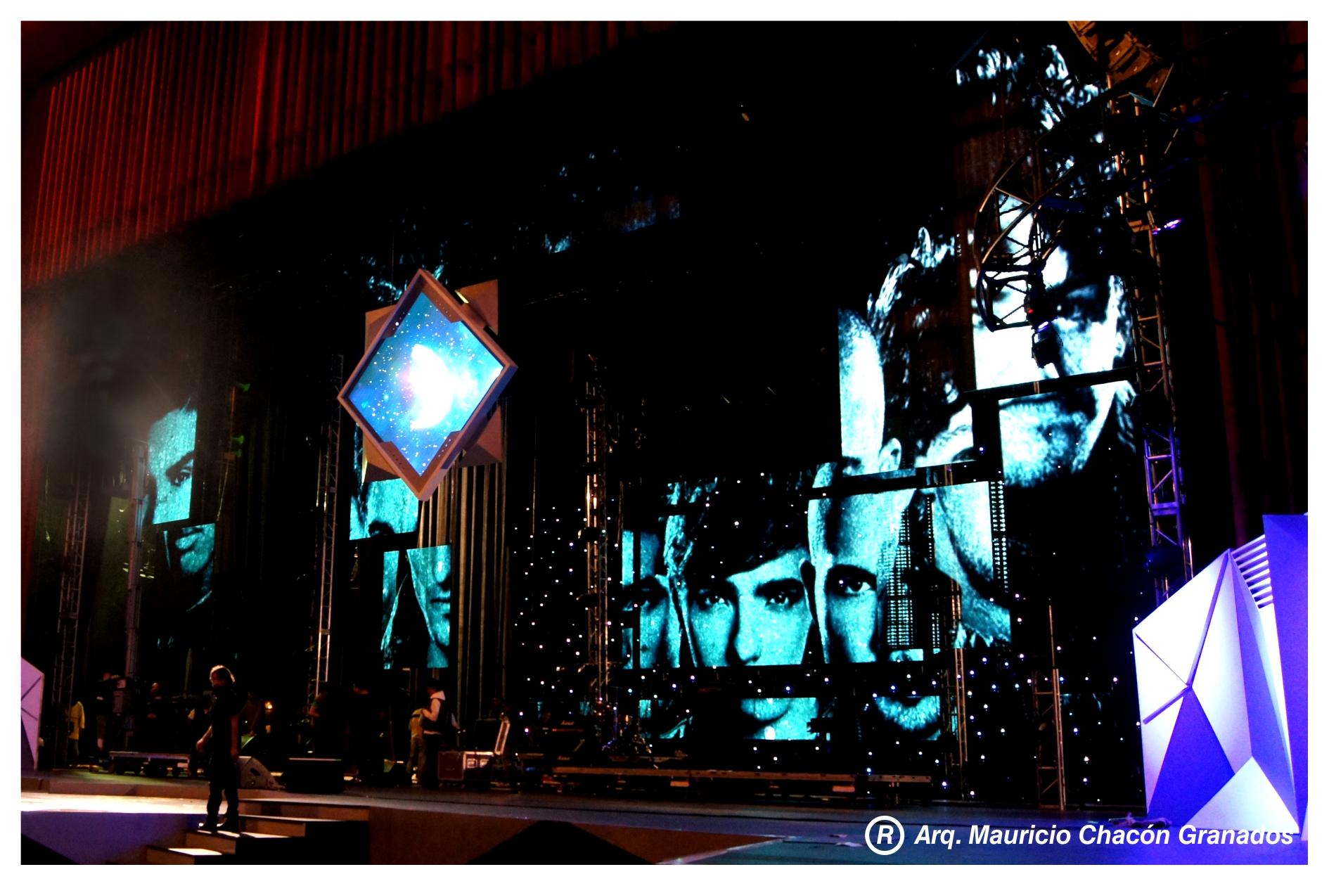 Lunas del Auditorio 2013