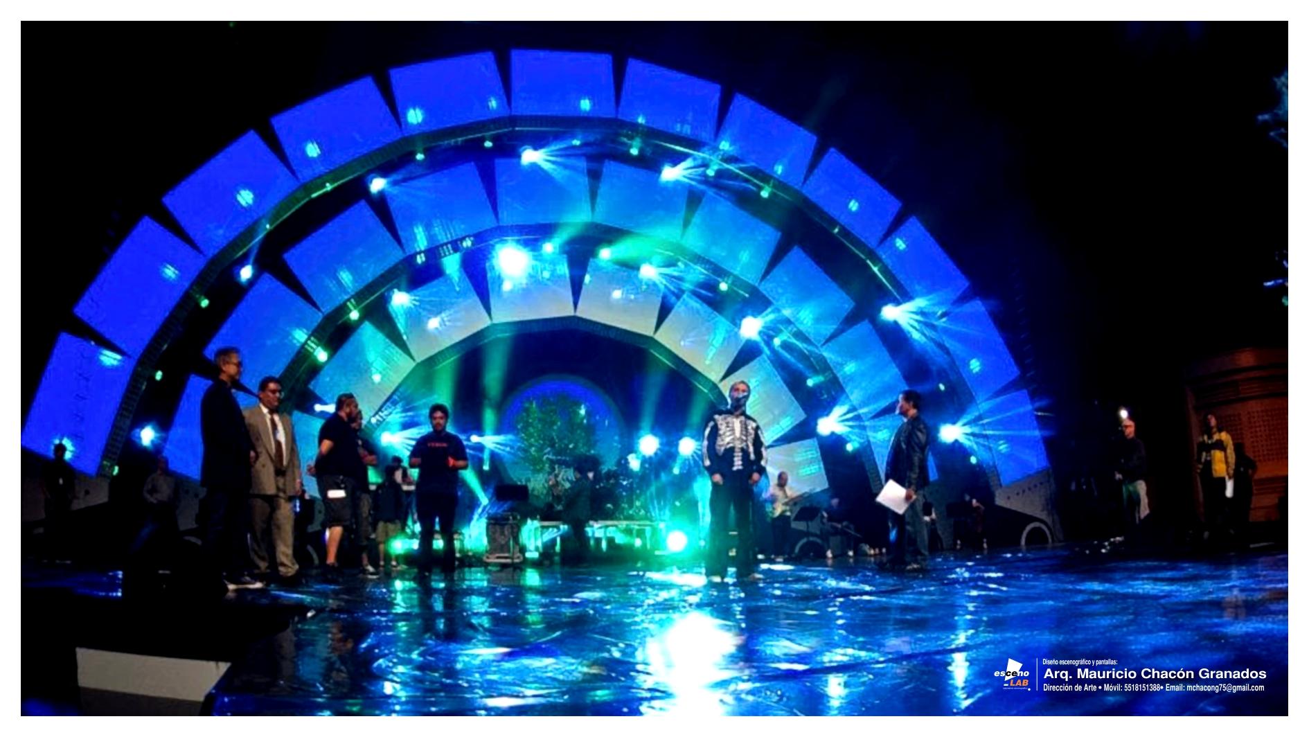 Lunas del Auditorio 2012
