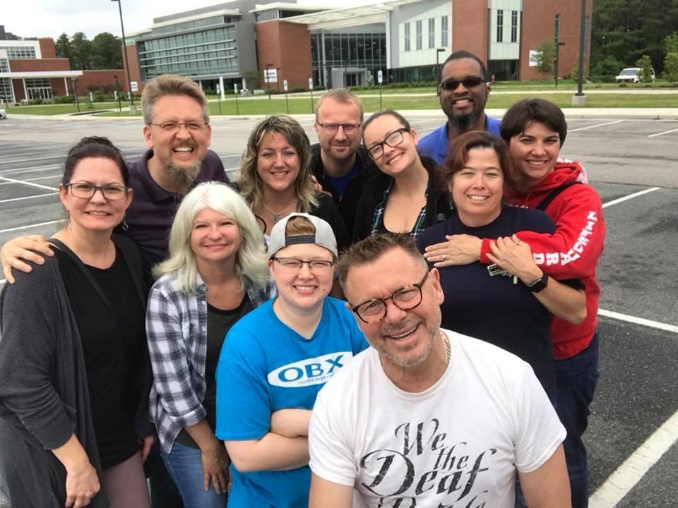 Deafhood 101 Class in Norfolk, VA in 2019