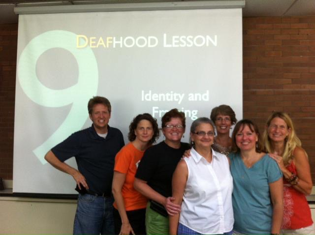 Deafhood 101 (30-hours) in Indiana, Summer 2011