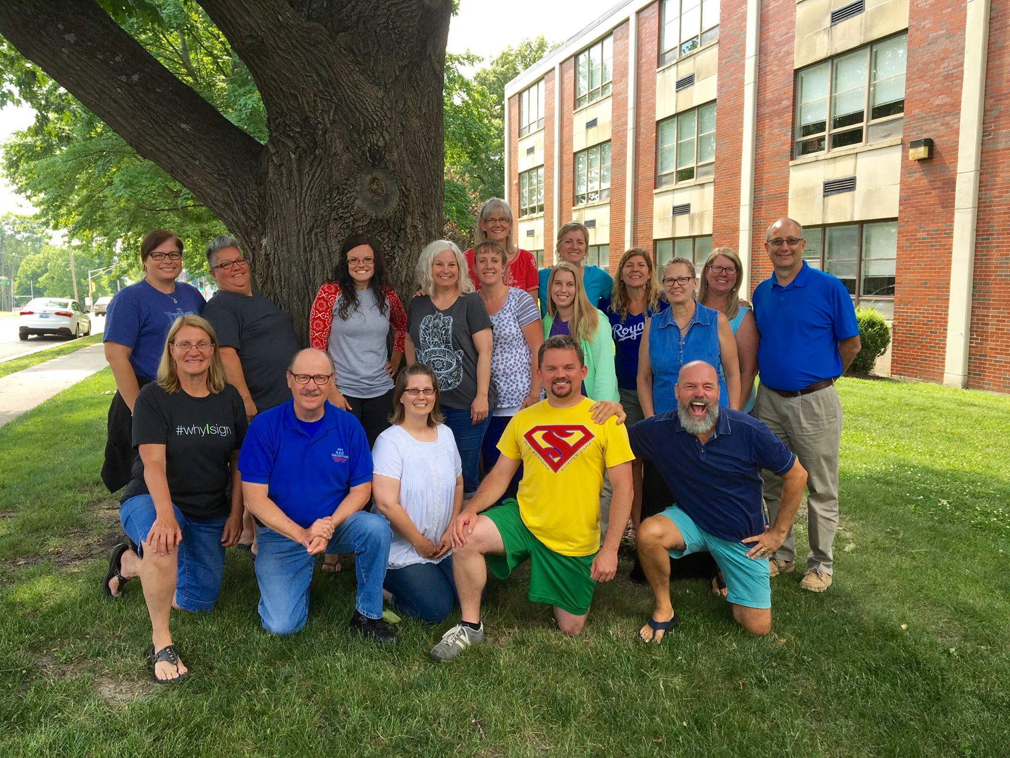 Deafhood 101- Olathe, KS June 2016