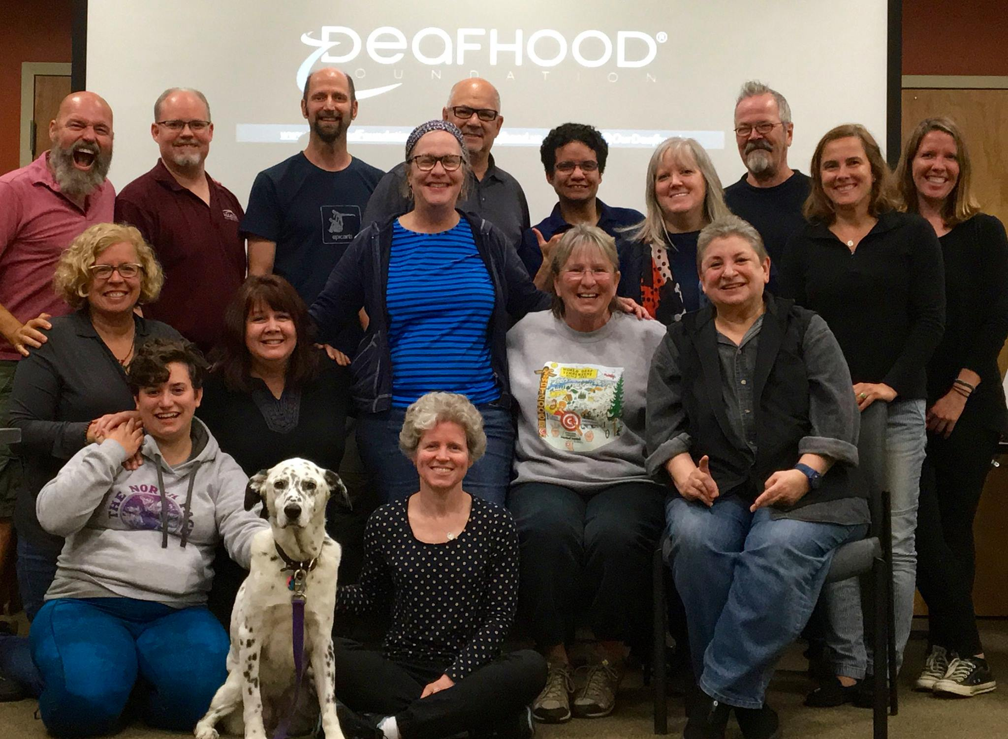 Deafhood 201- Seattle, WA  May 2016