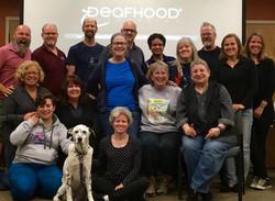 Deafhood 201- Seattle, WA  May 2016