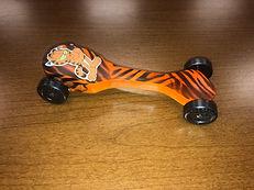 The Lazy Car aka Garfield