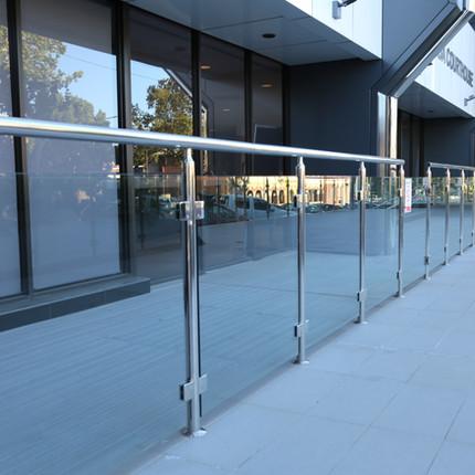 Toowoomba Court House - Balustrades Toowoomba - Handrails Toowoomba