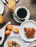 Hotel´s breakfast