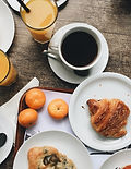 Desayuno del Hotel
