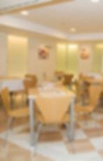Sala de reuniones y desayuno del Hotel