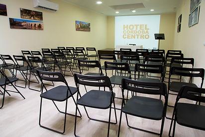 Sala de reuniones del Hotel