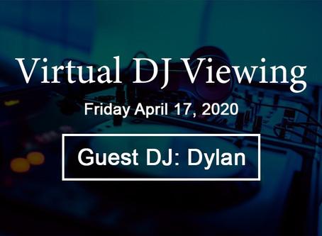 Virtual DJ Viewing