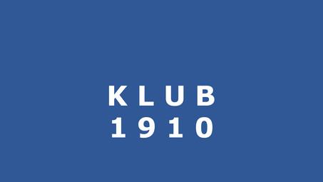 KENDER DU FORDELSKLUBBEN KLUB1910?