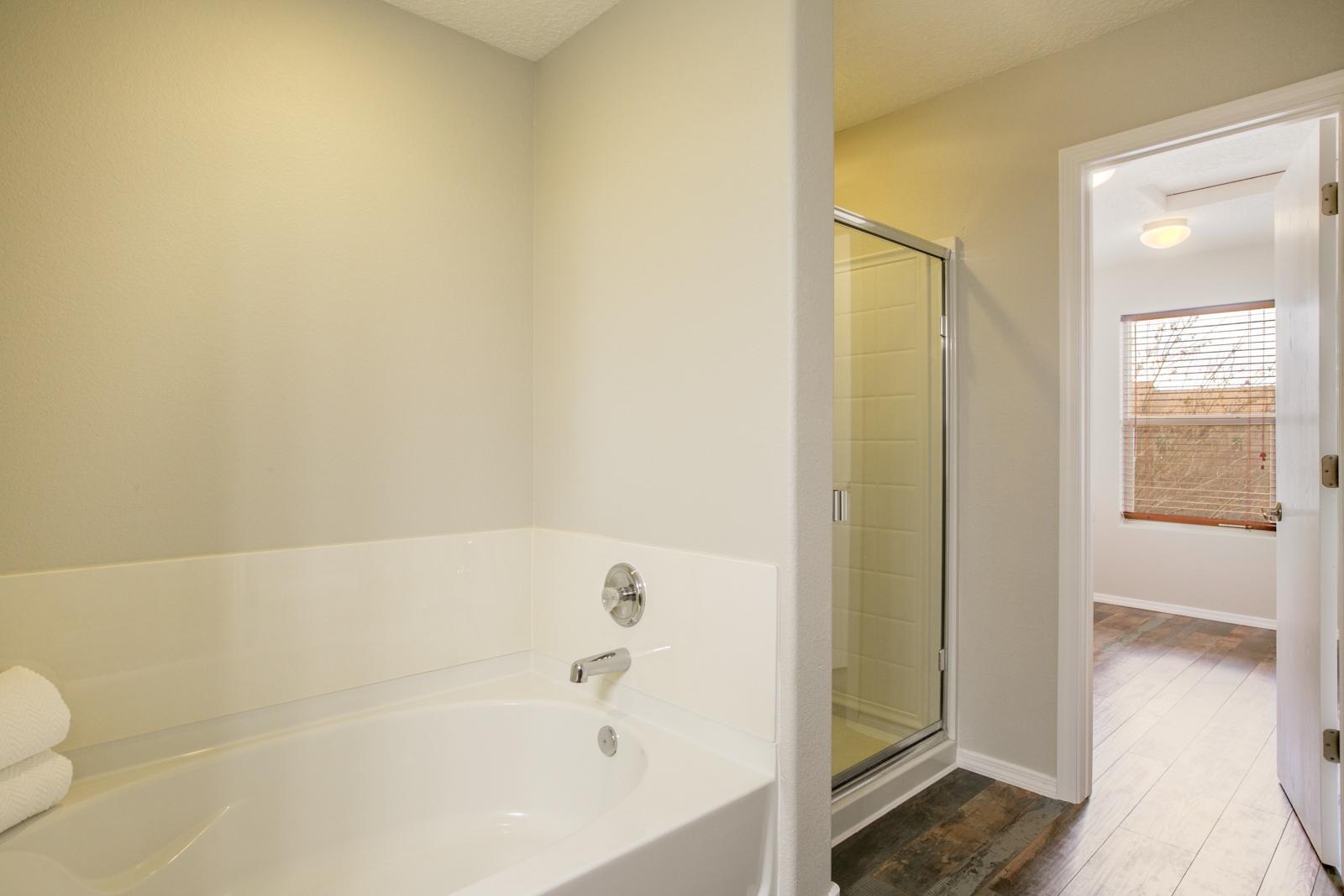 Room 1 Bath/Closet