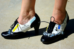 Monopoly Property Shoes