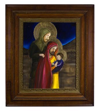 Joseph & Mario's adoption of the Magi