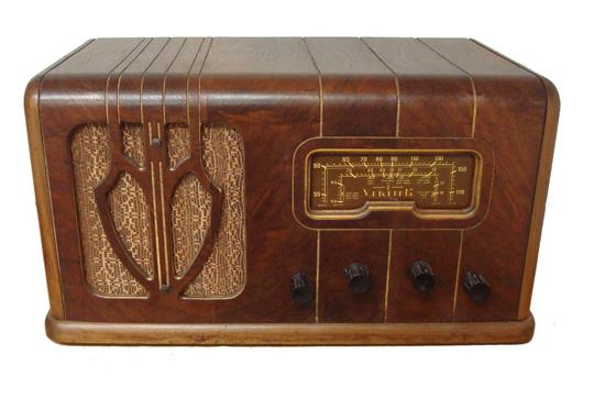 Antique Radio Boomboxes