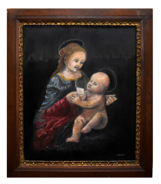 Madonna and Child (Selfie Baby)