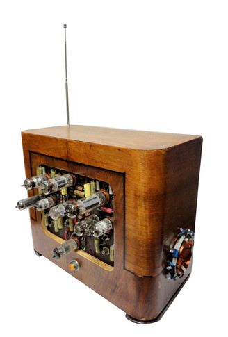 The Electric Witch Detector (also known as the Electric Socialist-Communist Detector)