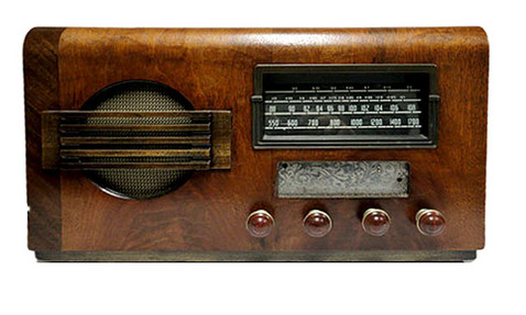 MP3 Boombox