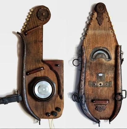 Adornato's Homemade Instruments