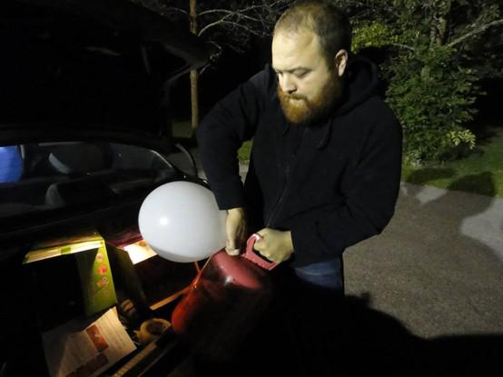 Making UFOs