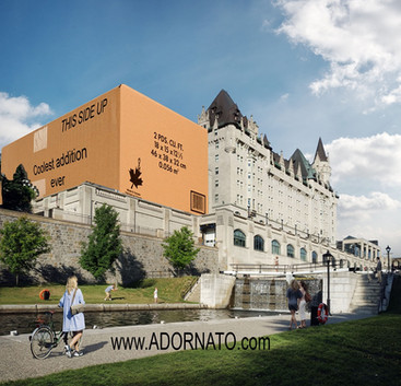 My Chateau Laurier Addition Proposal