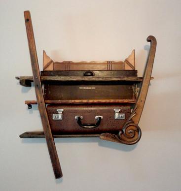 Antique Hybrid Shelf 03