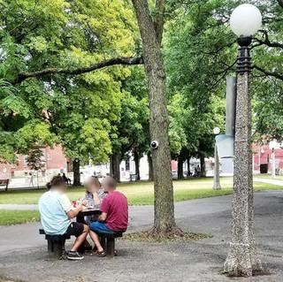 Dundonald Park, Ottawa.