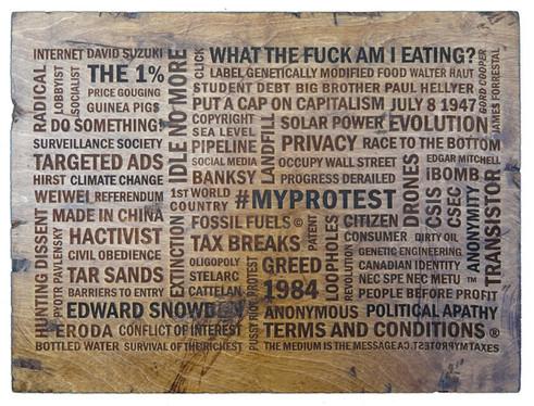 #MYPROTEST manifesto