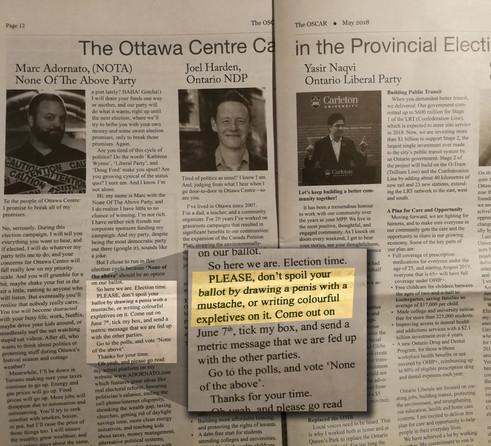 Centertown News Paper