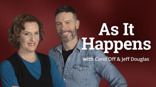 CBC's As It Happens Interview