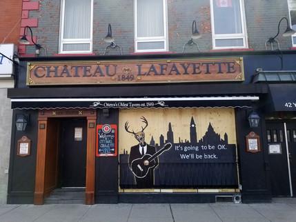Lafayette Mural #1 by Adornato