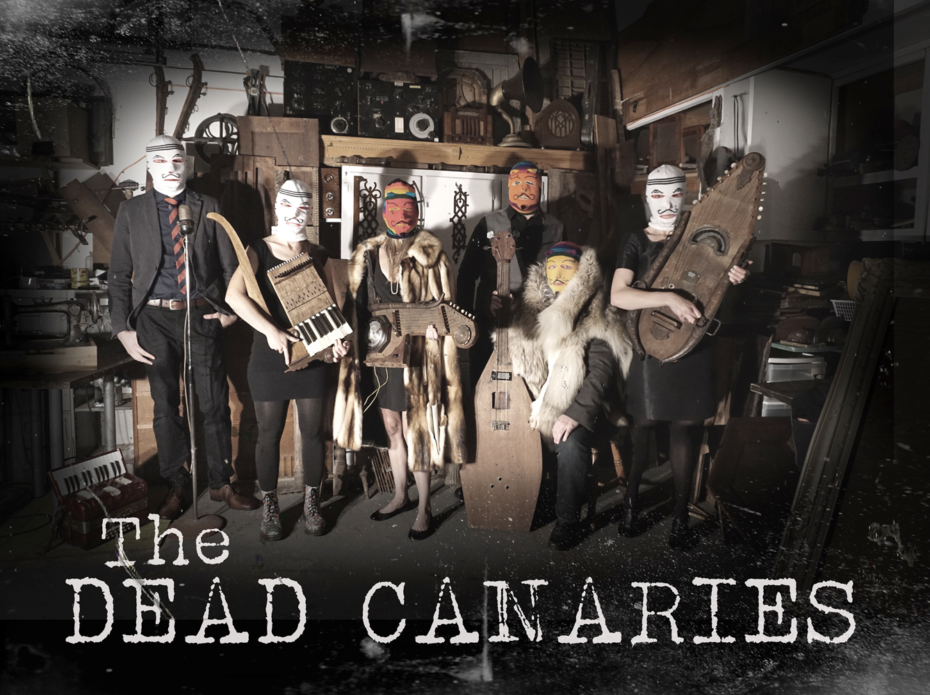 The The Dead Canaries (2016-2017)