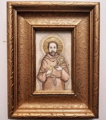 St. Markus The Basphemous