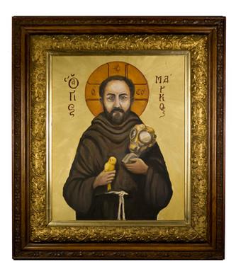 Saint Markus of Zibi