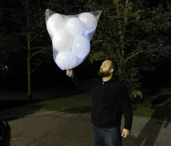 UFOs over Ottawa (2013)