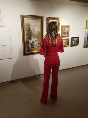 Ottawa Art Gallery - Le Party