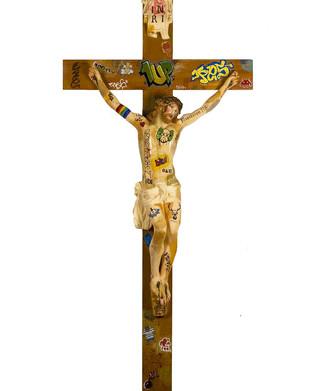 The COVID-19 Crucifixion